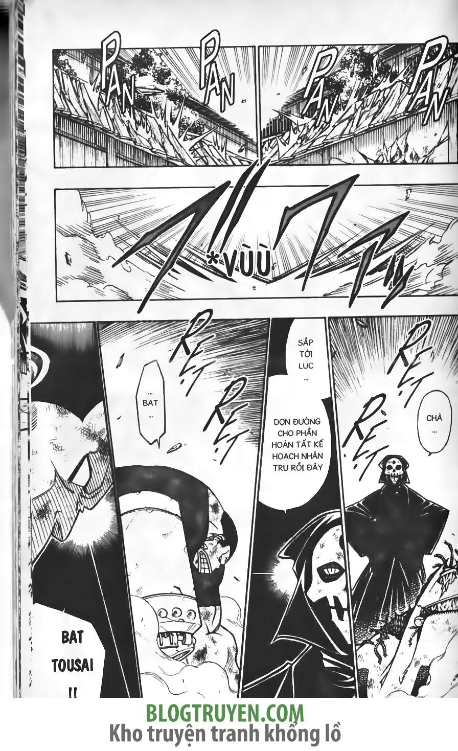 Rurouni Kenshin chap 204 trang 9