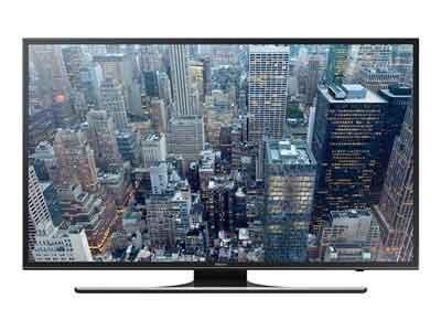 Samsung UE55JU6450U - 138 cm/55 Zoll LED-Fernseher - Smart TV - 4K UHD