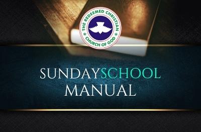 Rccg Sunday School Manual 26th November 2017 Lesson 13 The