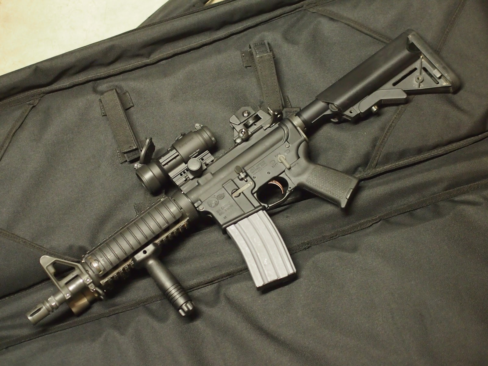 The Armed Jolly Green Giant: Mk18 Mod 0 Clone