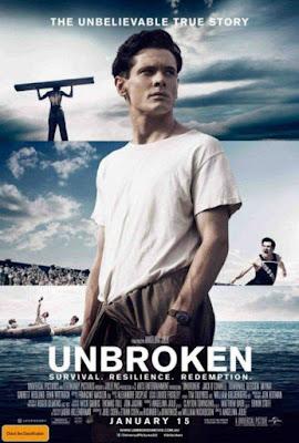 بوستر فيلم Unbroken