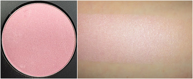 JOKO MAKE-UP Perfect Your Look Eye Shadows 301 swatche - Rose