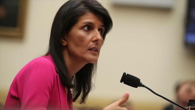 EEUU insta a 'mantener y ampliar' presiones contra Maduro