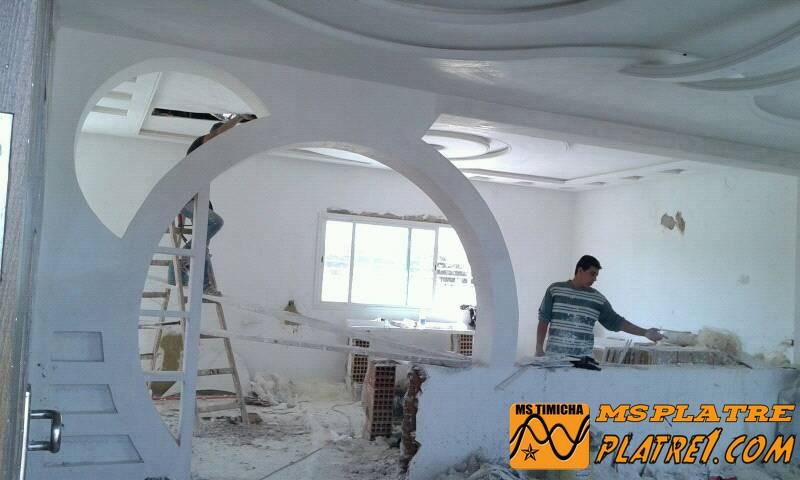 Decoration Platre Plafond
