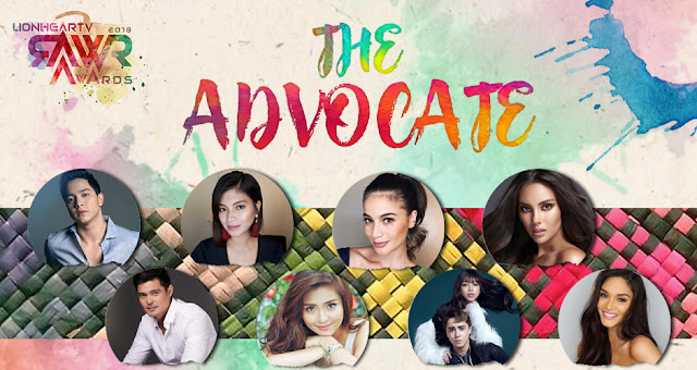 the advocate award
