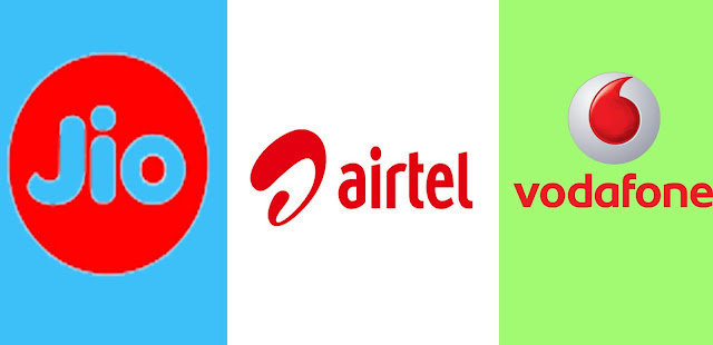 Airtel vs Jio vs Vodafone best plan up to Rs. 500