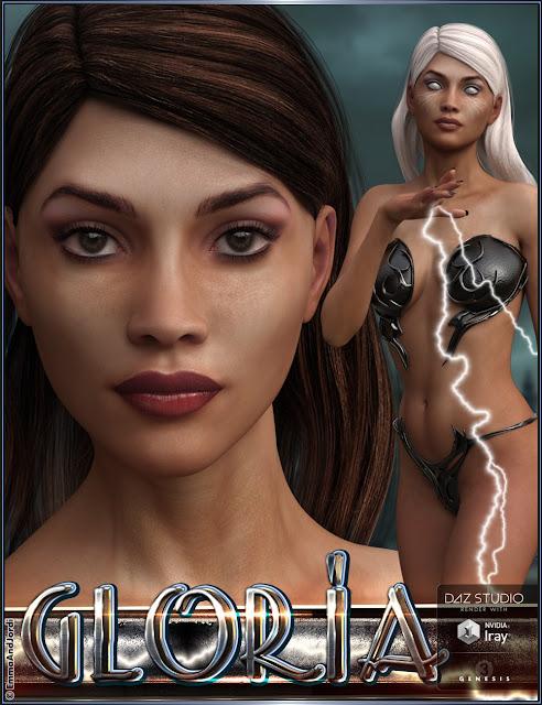 EJ Gloria for Genesis 3 Female