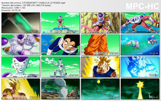 Descargar Dragon Ball Z FUKKATSU NO F Trunks Del Futuro Mega y Mediafire