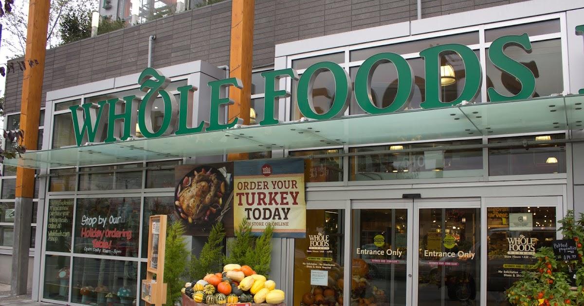 Harbor Bar Whole Foods