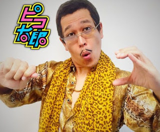 Lagu PPAP (Pen Pineapple Apple Pen) Kazuhiko Kosaka