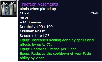 Professions | WoW Vanilla : Healing as a Priest