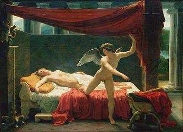 L'Amour et Psyché, Picot