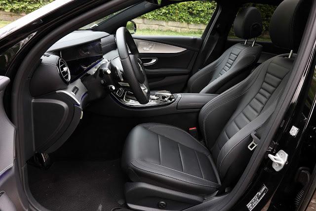 Mercedes-Benz Classe E 2018 - interior