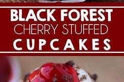 Recipe - Black Forest Cupcakes