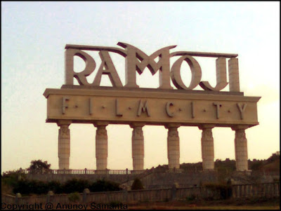 A day Trip to Ramoji Film City - the Worlds largest Film Studio complex