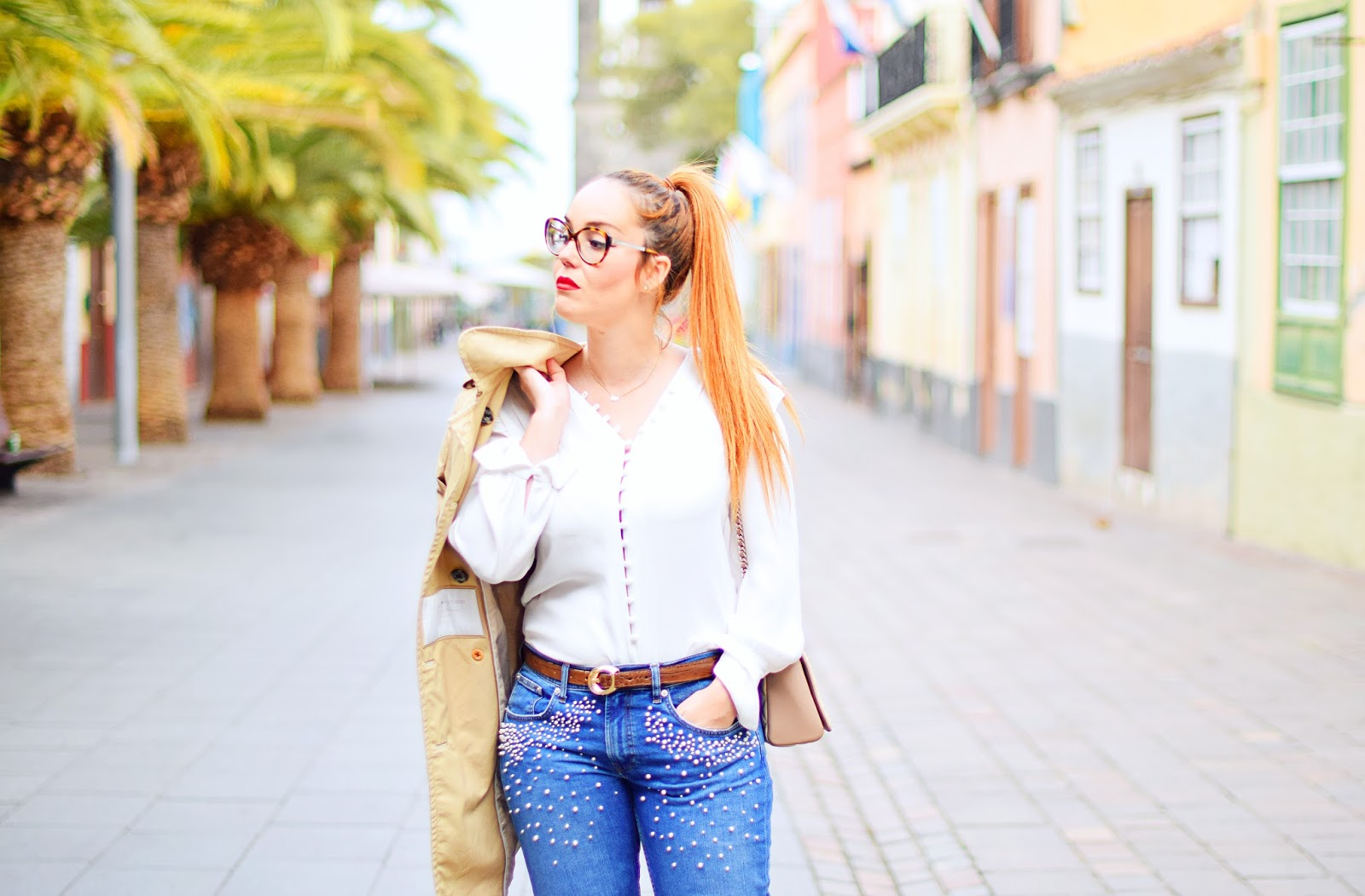 nery hdez, tommy hilfiger, chanel, opticalh, look for work, everydaylook,