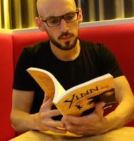 Maiquel da Costa, autor de Yinn. Ten cuidado con lo que deseas - Cine de Escritor