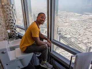 Will Smith And Highest Toilet ON EARTH!!