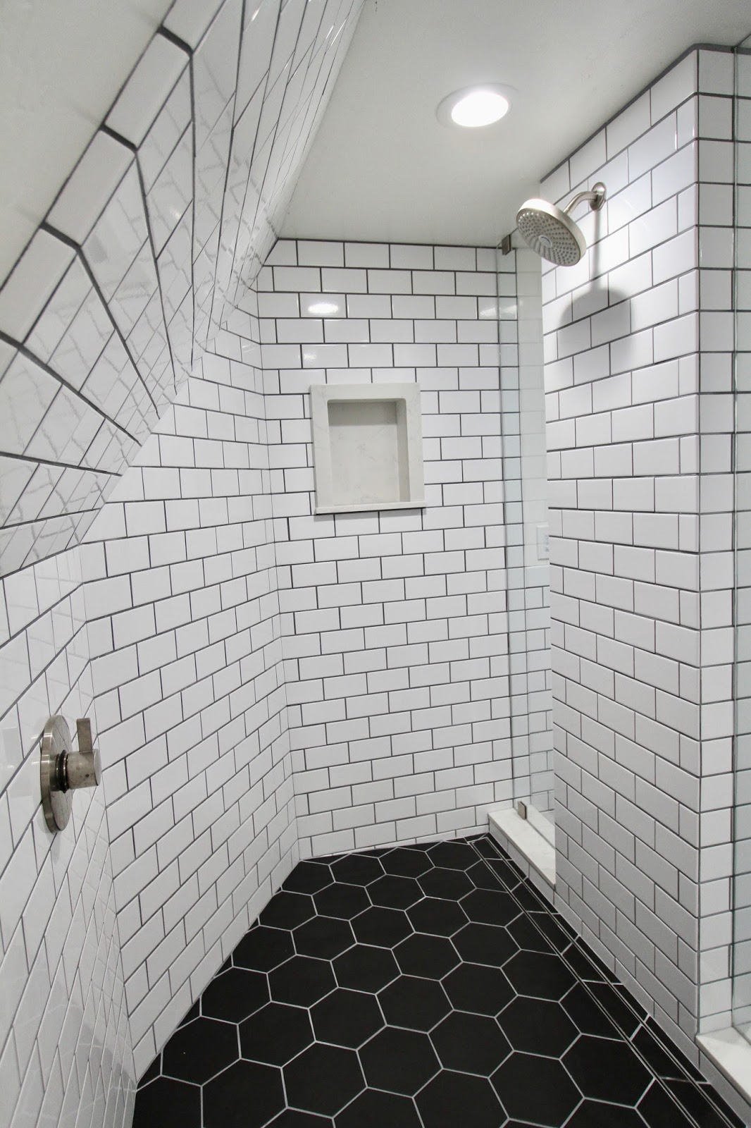 Jess and the gang: A New Master Bathroom