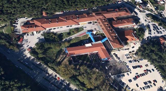 ΓΙΑΝΝΕΝΑ-Νέος χώρος στάθμευσης στο Νοσοκομείο Χατζηκώστα!