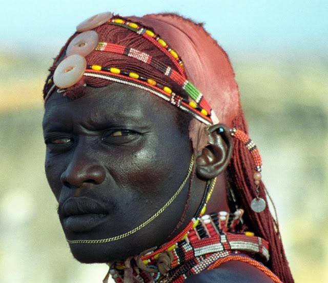 Timeless African Beauty