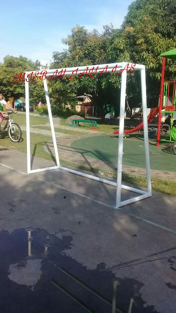 Gawang Futsal Mini Regensi