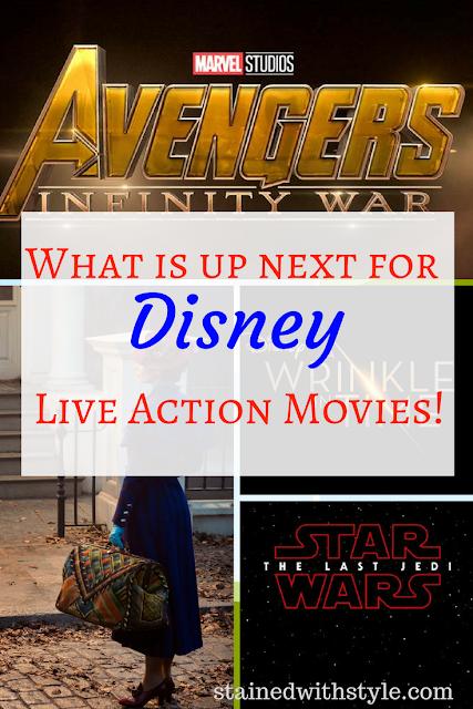 disney live action, avengers, star wars, aladdin