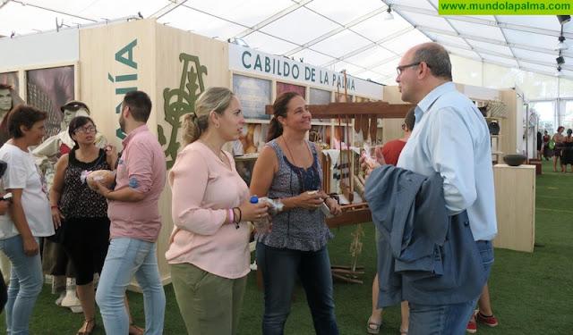 El Cabildo abre el plazo de inscripción para participar en la Feria Insular de Artesanía