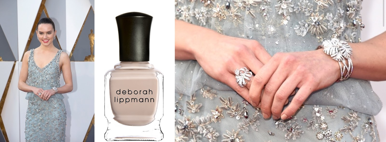 Deborah Lippmann Oscars 2016 Nail Report | The Nail Polish Exchange