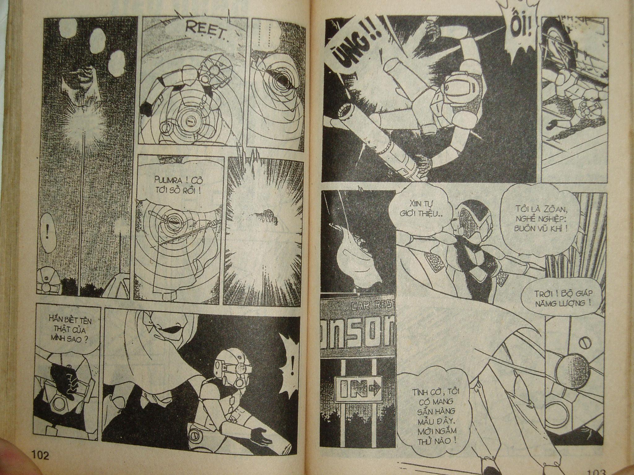 Siêu nhân Locke vol 16 trang 50