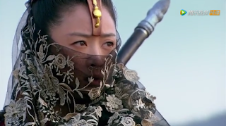 City of Devastating Love, Hua Xu Yin starring Jiang Xin and Yuan Hong, best wuxia in 2015