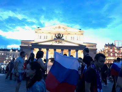 Bolshoi, Moscow
