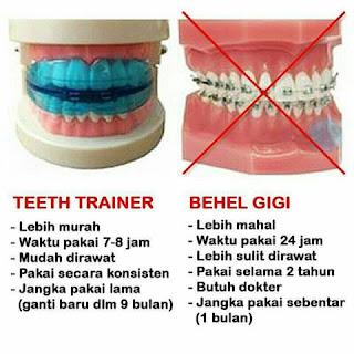 teeth trainer keunggulan