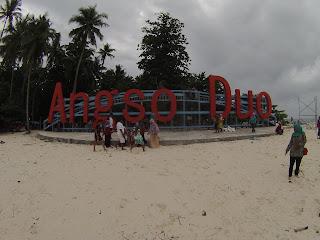 Foto Pulau Angso Duo Kota Pariaman