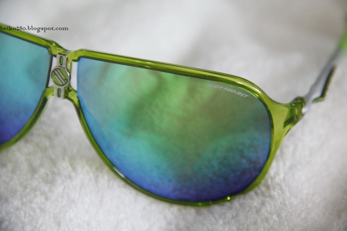 86a930760ef61 RudyProject Prestige Erik Zabel edition.. Crystal Lime with Multilaser  Green lense. Colour combination not available in Rudy Project s catalogue.