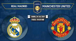 Prediksi Real Madrid vs Manchester United - ICC 2017 Amerika Serikat