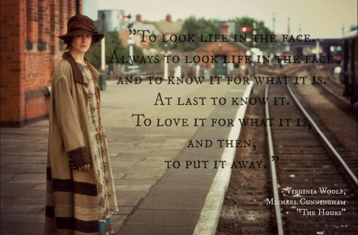 Quotes From Mrs Dalloway With Page Numbers: Movie Quote: The Hours