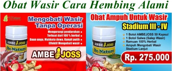 Obat Wasir Hembing