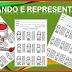 SISTEMA DE NUMERAÇÃO - REPRESENTANDO NÚMEROS - 1º ANO