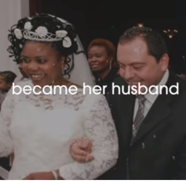 Nigerian Sex Slave, Princess, Marries Her Client In Italy (Photos, Video)