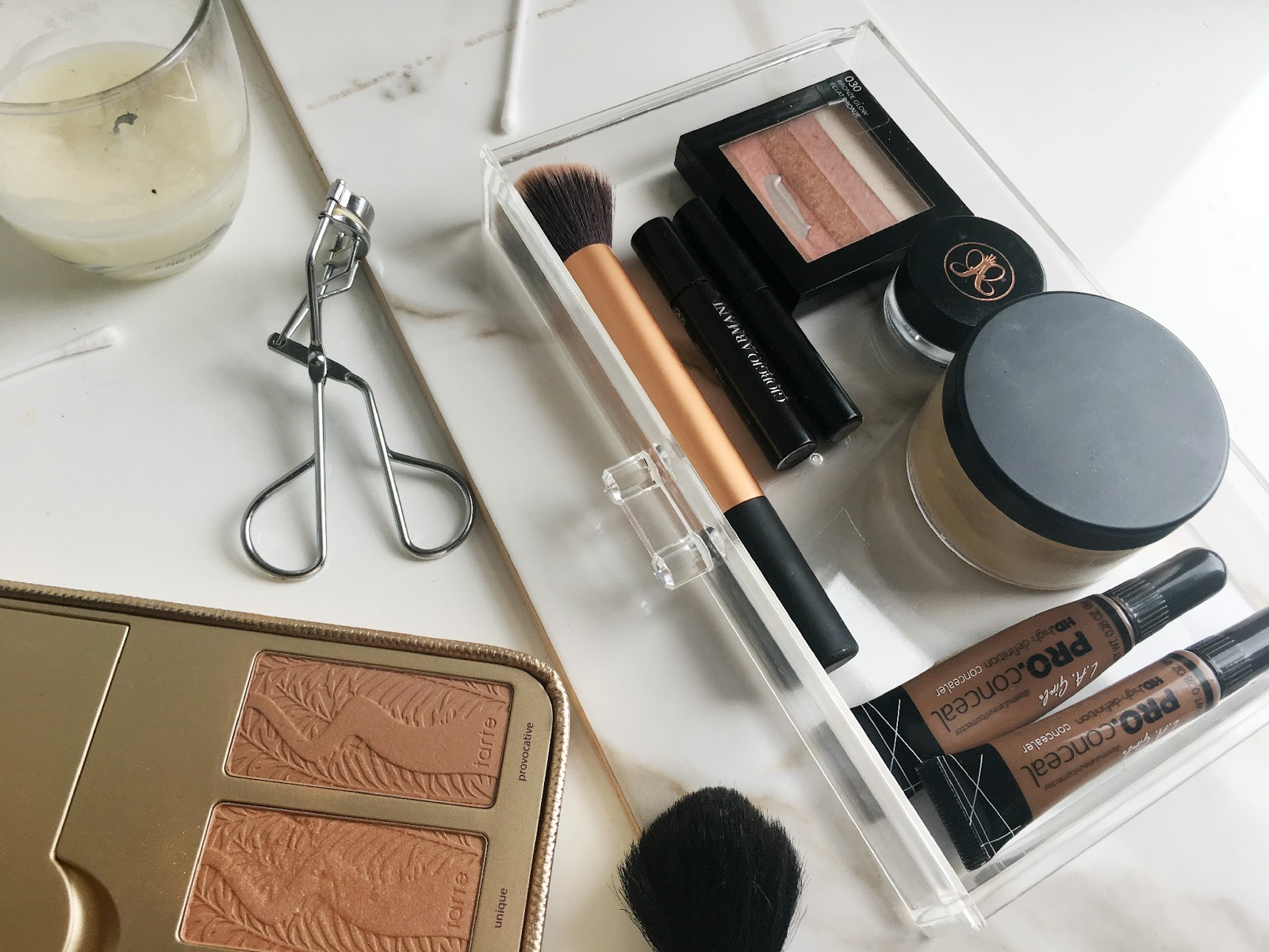 A 5 Minute Makeup Look