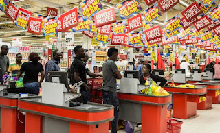 Sales Girl At Shoprite Arrested For Stealing N553.9million Using Her Personal POS
