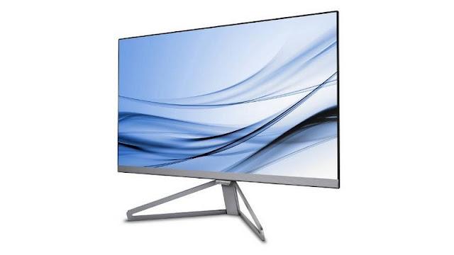 Phillis giới thiệu màn hình 24 inch siêu mỏng, không viền