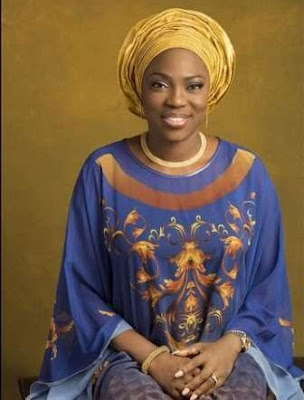Ronke Shonde's death: Wife of Lagos state governor speaks on domestic violence