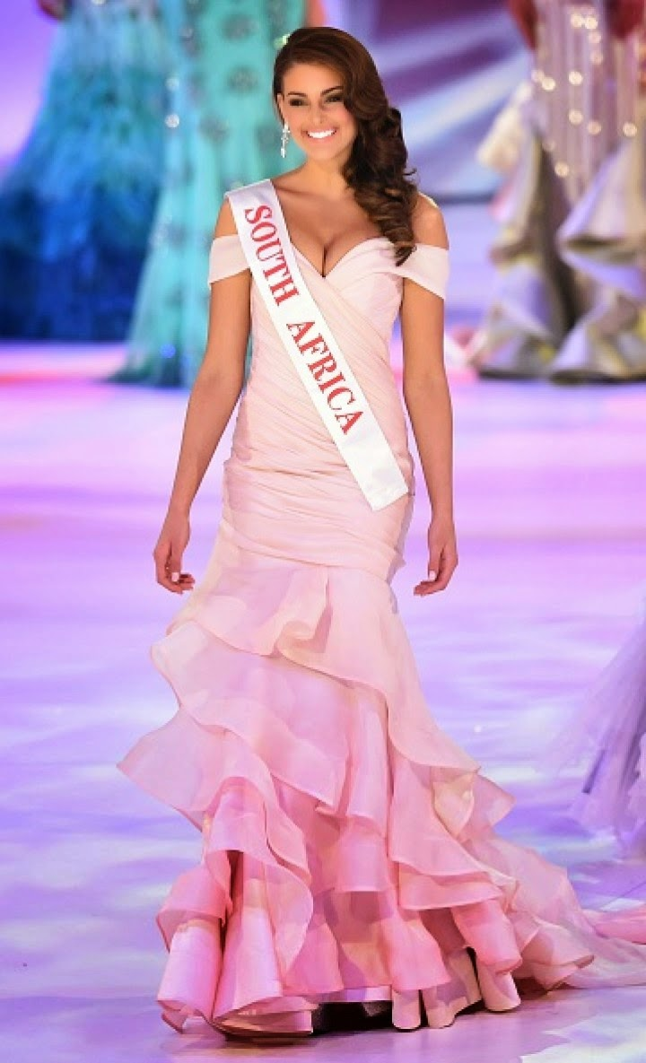 SASHES AND TIARAS..Miss Universe 2014 Preliminaries
