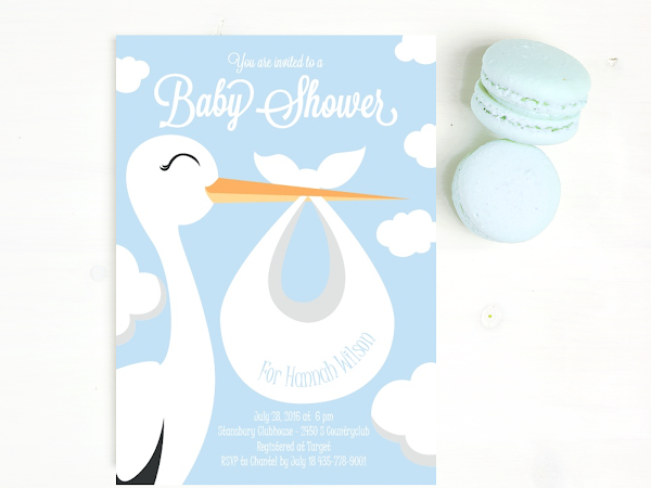 Baby Shower Invites and Games made easy (Shower Planning with Basic Invite)