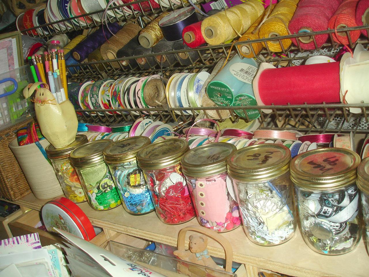 Reorganizing Room: Frugal Measures: Reorganizing Stamp Room