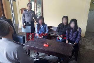 3 Orang PSK Jalani Sidang Setelah Digelandang Dari Eks Lokalisasi Kalisari