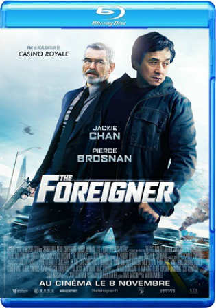 The Foreigner 2017 BRRip 350MB Hindi Dual Audio ORG 480p ESub