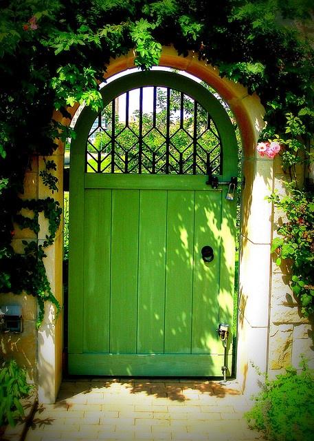 Ciao Domenica: Garden Gates